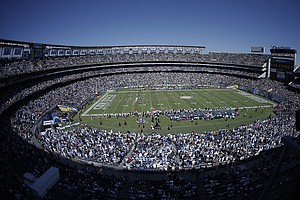 Photo for Realtors Appraise Qualcomm Stadium, Chargers Practice Facility At More Than $...