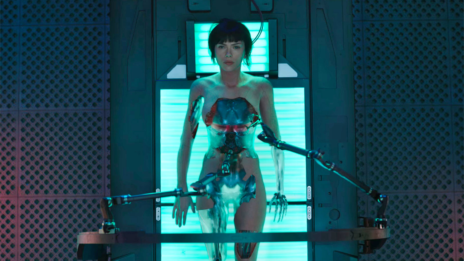 Ghost In The Shell Remake Is Visually Stunning But Dumbed Down Kpbs