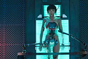 'Ghost In The Shell' Remake Is Visually Stunning But Dumb...