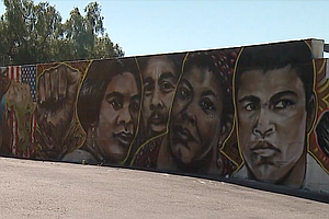 One Wall At A Time: Murals Transform San Diego's Lincoln Park