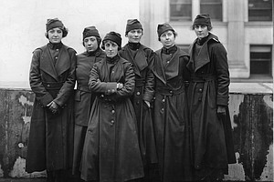 World War I 'Hello Girls' Were First U.S. Women To Serve ...