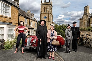 Photo for FATHER BROWN: Season 5