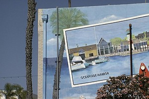 Oceanside Looks To A More Colorful Future With Murals Ini...