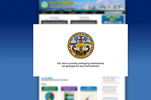 San Diego Tax Website Goes Down Hours Before Deadline