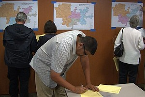 El Cajon Chooses District Map, But Some In Minority Commu...