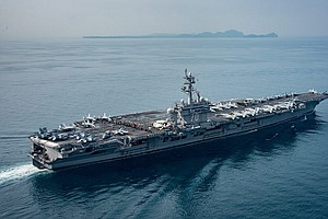 USS Carl Vinson To Return To San Diego