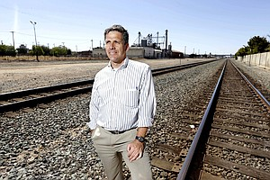 California High-Speed Rail Chairman Steps Down From Job
