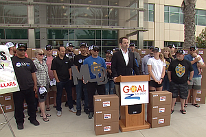 SoccerCity Group Collects Over 100K Signatures In Hopes Of Bringing MLS To Sa...