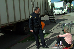 Policing San Diego Homeless Is Much More Than Citations, Says Assistant Polic...