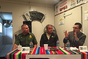 Border Angels Hosts Community Forum With Border Patrol