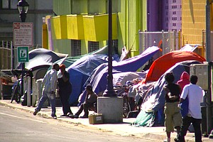 Supervisors Approve Plan To Tackle Homelessness In San Diego