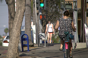 Activists Growing Impatient With San Diego's Bike Program
