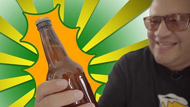 Host Jorge Meraz scopes out the local businesses, beer bloggers, and home bre...