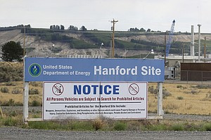 Tunnel Collapse Is Latest Safety Issue At Washington State's Hanford Nuclear ...
