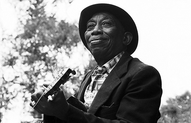 Mississippi John Hurt at the Newport Folk Festival, 1964 appearing in episode...