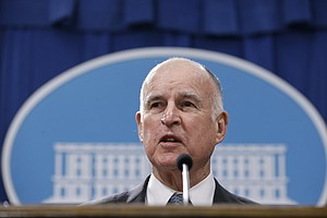California Seeks To Shape International Climate Policies