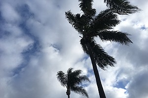 High Wind Speeds May Cause Dangerous Driving Conditions