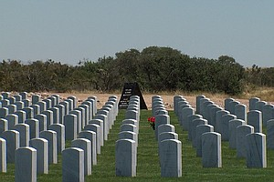 Photo for Miramar National Cemetery Is Promoting Itself To Veterans