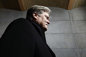 Photo for FRONTLINE: Bannon's War