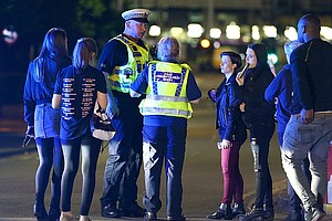 British Police Confirm 22 People Dead After Explosion At ...