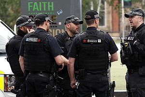 Investigators Explore Manchester Concert Bomber's Links To Larger Network