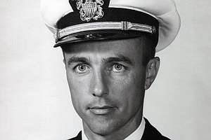 US Navy Pilot Buried At Fort Rosecrans 50 Years After Bei...