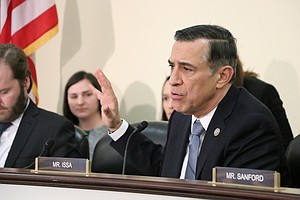 Embattled Republican Issa Faces Health Care Blowback