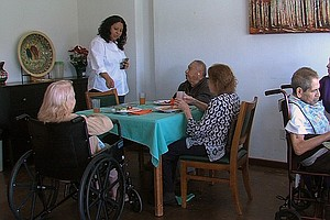 In Search Of Cheaper Costs, San Diego Seniors Try Assisted Living In Mexico