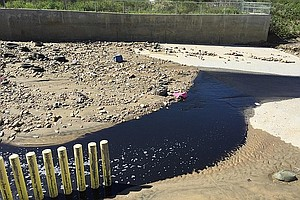 US Water Commission Wants To Hold Workshop To Avoid Lawsuit Over Sewage Spill