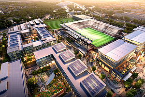 SoccerCity Still Alive: Council Will Hear About It Next Week