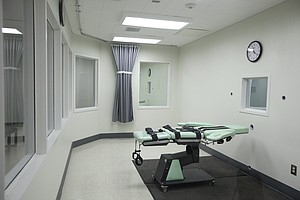 California Death Penalty Fight Shifts To Execution Method