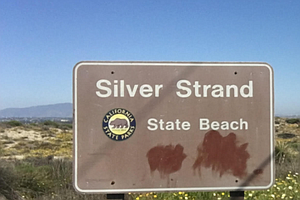 Photo for Sewage-Contaminated Water From Tijuana River Forces Silver Strand Closure