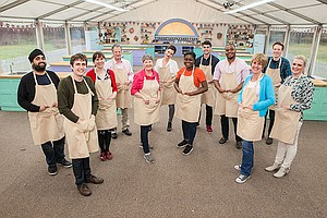 THE GREAT BRITISH BAKING SHOW: Season 4 (Season Finale Th...