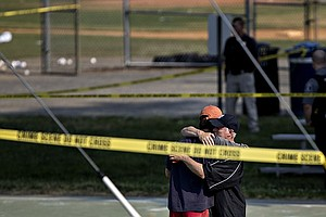 Shooter In GOP Baseball Practice Attack Killed By Police