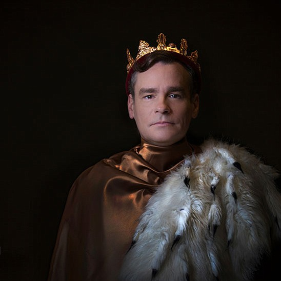 Actor Robert Sean Leonard in costume as Richard II in an undated photo. The O...