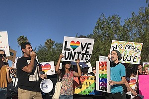 Activists Protest 'Conversion Therapy' Conference In San ...
