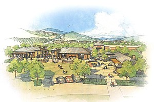 Master-Planned Community Proposed For Rural North County