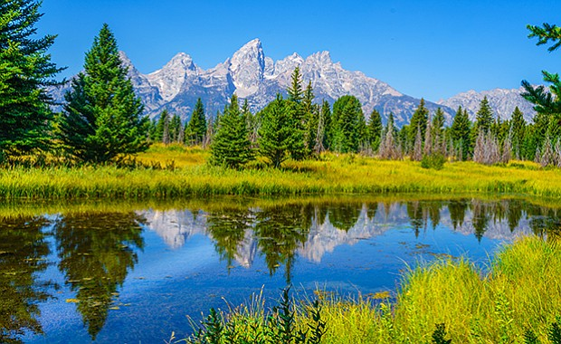 Grand Teton National Park, Wyo.