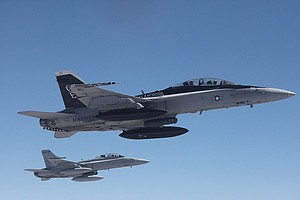 Cause Of Jet Fighter Problems Remains Elusive For US Navy