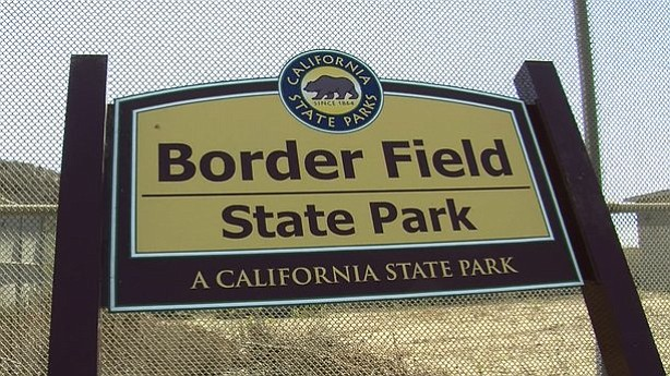 Border Field State Park is part of the Tijuana River National Estuarine Resea...