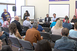 Deported Veterans Advocates Discuss Ways To Help