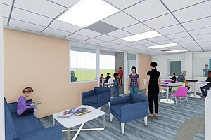 Sharp Mesa Vista Makeover Will Increase Patient Care Spac...