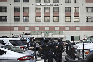 Gunman Kills 1, Hurts 6 At NYC Hospital Before Killing Self