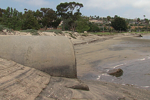 Rain Brings Urban Runoff Danger To Beaches, Bays