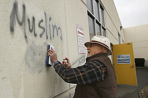 California Hate Crimes Up; Blacks, Jews, Gay Men Targets