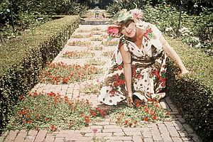 33 Years After Her Death, Eccentric Opera Singer's Garden Still Grows