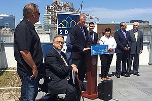 City Unveils $80 Million Plan To Build More Housing For San Diego Homeless