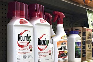 Roundup Ingredient Lands On State's Dangerous Chemical List