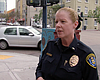 San Diego Police Lt. Carole Beason Talks About Violence Against Peo...