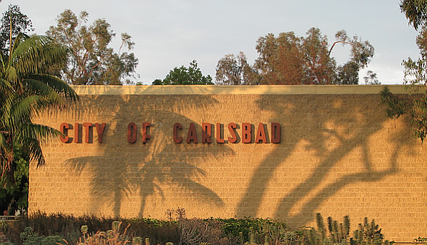 Carlsbad City Hall, Aug. 25, 2015.